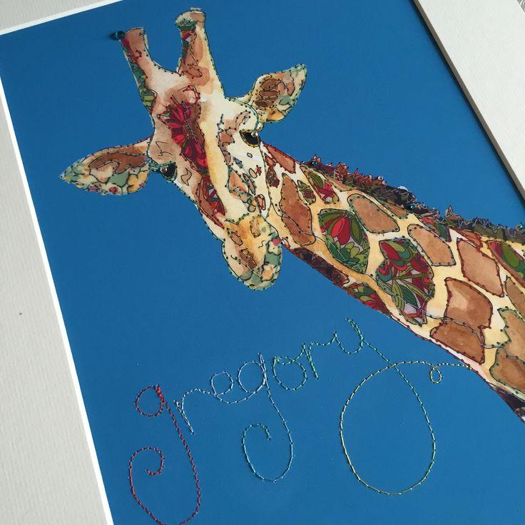#Giraffe available at www.jennydunlop.co.uk