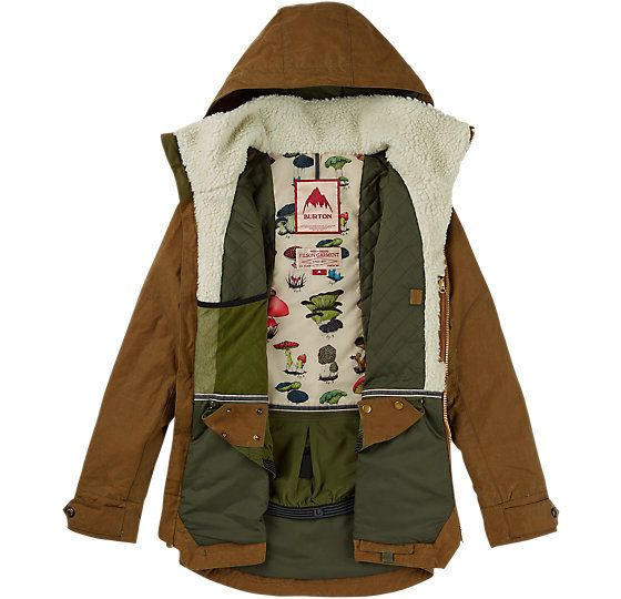 Women's Filson® x Burton Prowess Jacket
