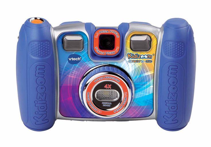 VTech Kidizoom Twist Camera- Blue