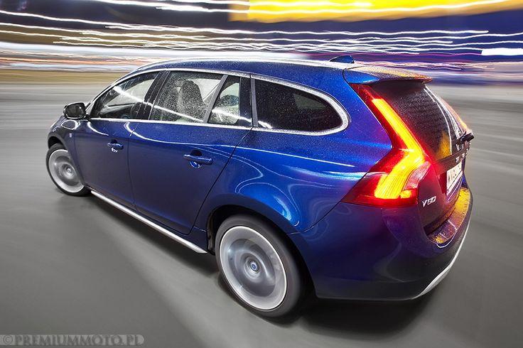 Volvo V60 oceanrace in motion #volvo #v60 #motion more: http://premiummoto.pl/04/07/volvo-v60-d3-ocean-race-nasza-sesja