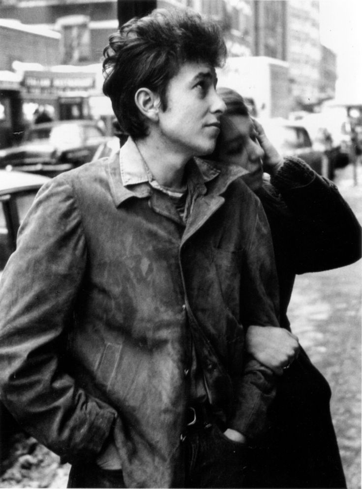 bob dylan in new york.