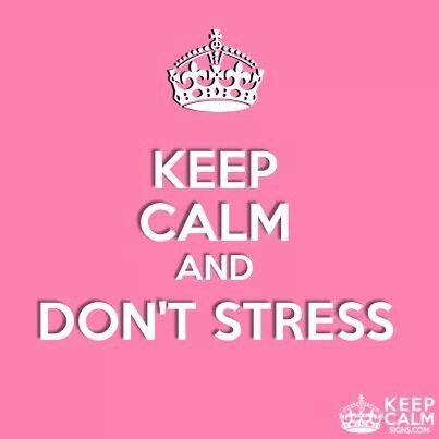 For those stressful days, this will help you relax. :)