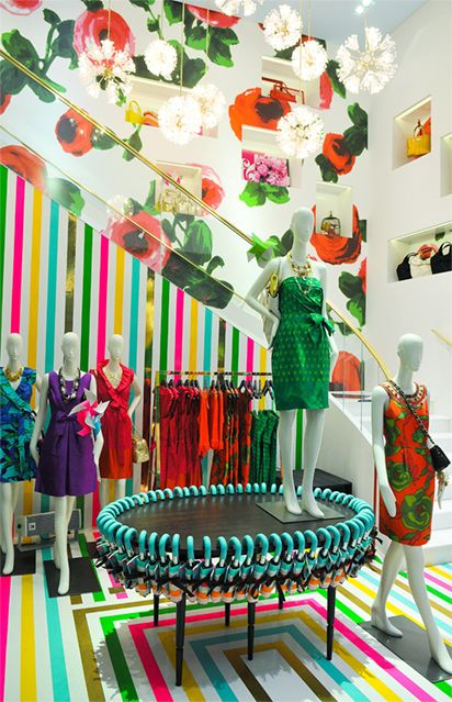 São Paulo Shop -  New York's flagship  South American debut,    Images courtesy of kate spade new york