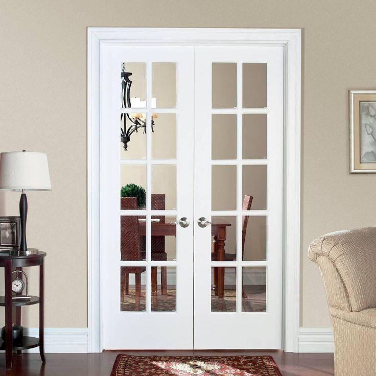 Best 25 Home Depot French Doors Ideas On Pinterest Old Closet Doors Bedroom Turned Closet