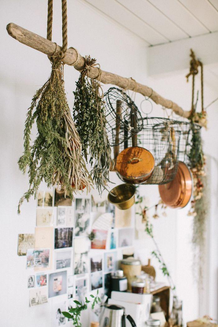 cool decorating trick no 34 - Bohemian Home Decor
