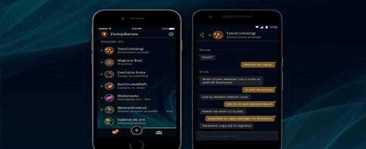 Aplikacja League Friends, którą już teraz możecie pobrać za darmo na Androida i iOS, oferuje dostęp do opcji społecznościowych z poziomu urządzeń mobilnych.