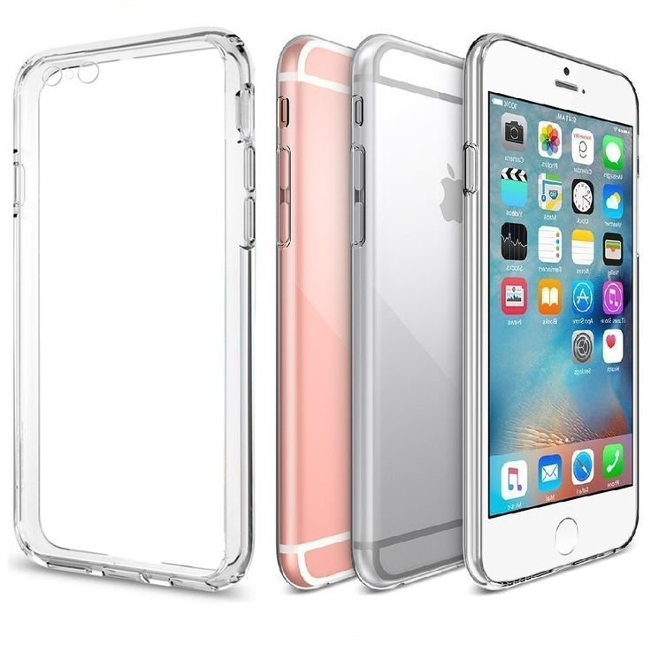"iPhone 6 / 6S Plus Case [5.5""],Ultra Slim[0.6mm] Lightweight[0.8g] Transparent TPU Bumper Case with Dust Caps for Max Protection & Shock Absorption-Lifetime Warranty 100% Satisfaction http://www.amazon.com/Lightweight-Transparent-Protection-Absorption-Lifetime-Satisfaction/dp/B016KIDPGQ"