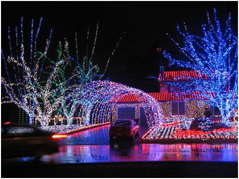 17 Best Images About Amazing Christmas Light Houses