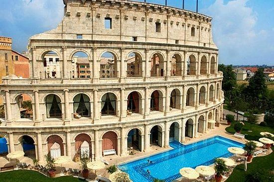 """Hotel in Germany - Baden-Wurttemberg - Rust- Rust Hotels Hotel """"Colosseo"""" Europa-Park"""