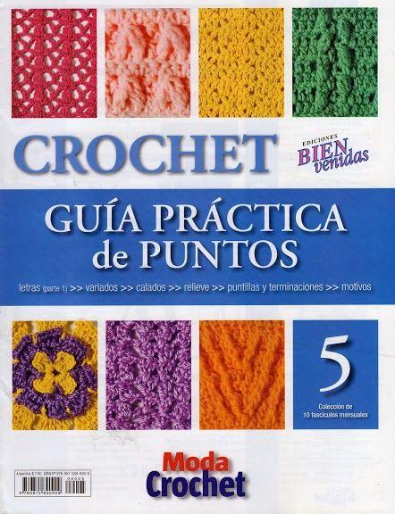 Revistas de crochet gratis