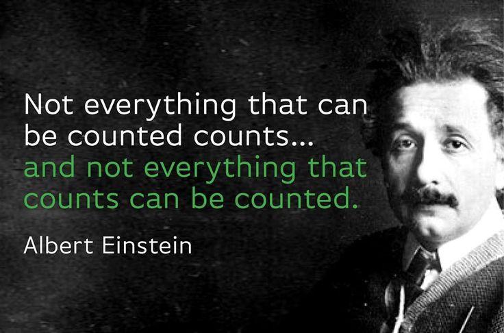 Albert Einstein spreuken