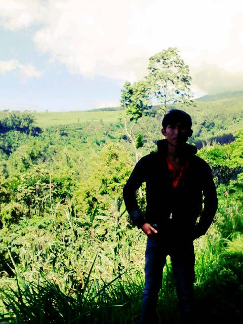 scenic rural town of Malang