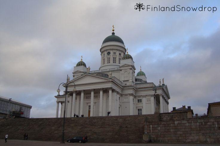 #Helsinki #tuomikirkko #lutheran cathedral