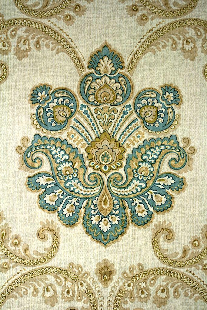 baroque print wallpaper - photo #12