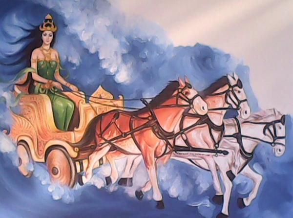 Jual beli Lukisan Kanjeng Ratu Kidul - BALI PAINTING di Lapak Mango Three Concept - bali_painting. Menjual Pajangan - Size : 135cm x 80cm Cat : Oil Media : Canvas BALI PAINTING Menjual berbagai jenis atau type lukisan & menerima pengiriman dalam & luar negeri Berlokasi di Ubud - Bali MADE TO ORDER Gallery kami sudah lebih dari 20 tahun menjadi penjual & kolektor lukisan dari pelukis - pelukis ternama yang berasal dari Bali / Luar Bali Untuk pengiriman ,lukisan akan di gu...