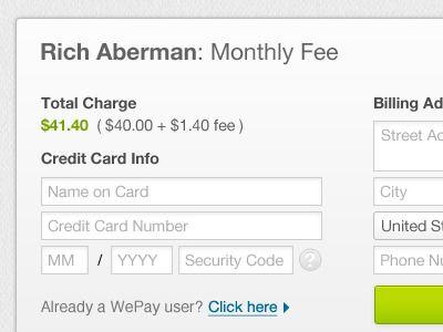 amazon credit card information