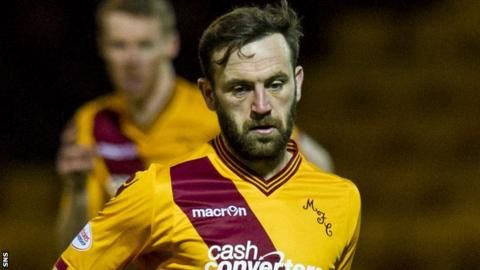 Motherwell: James McFadden becomes assistant player/manager