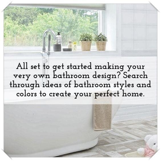 Easy bathroom decor and design ideas: All set to start ...