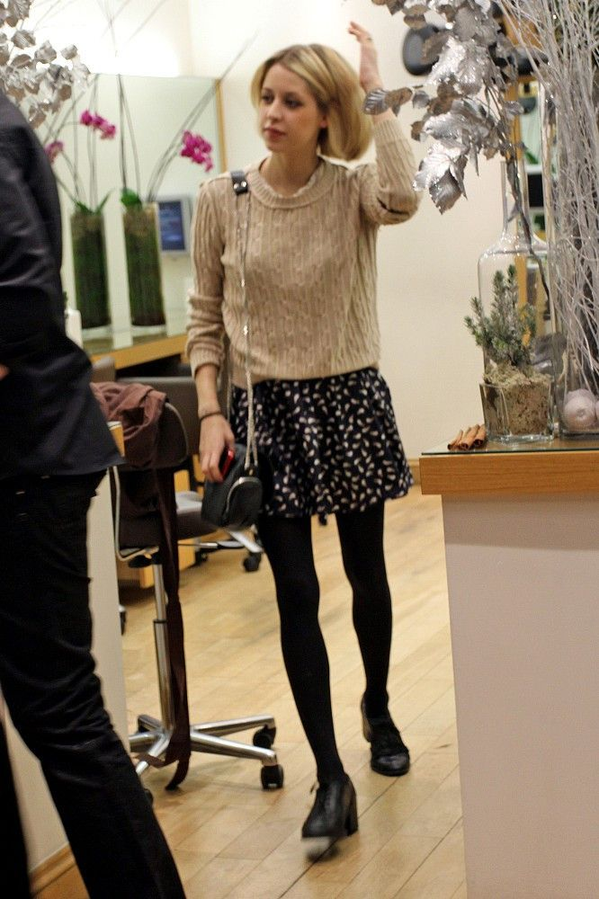 Peaches Geldof Photos: Peaches Geldof Gets a Haircut
