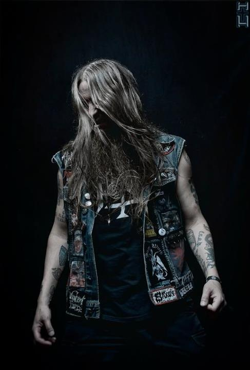 Fenriz (Darkthrone) - Pic By Haakon Hoseth