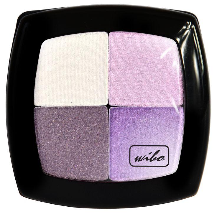 Cienie z jedwabiem i wit. E 4 kolory #wibo #wibopl #wibokosmetyki #eyeshadows