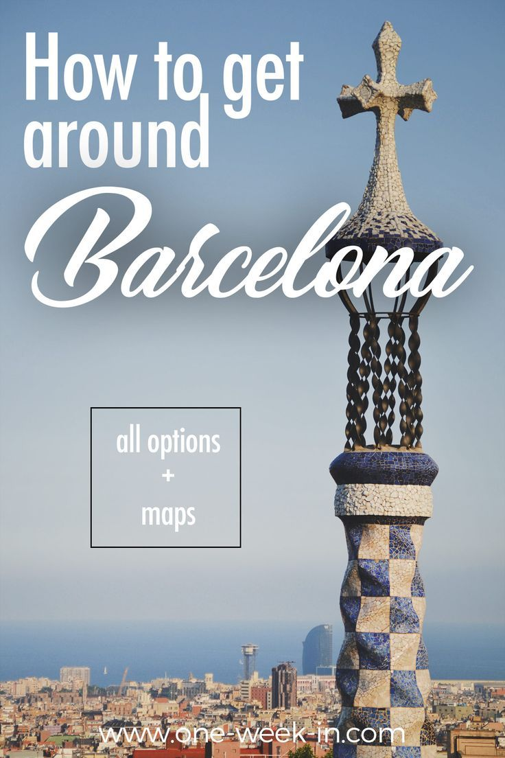 Getting around Barcelona is fast and easy. It has one of the best public transport systems in Europe, and the city center itself is really walk-able and comfortable to explore by bike. So, what transport shall we pick? We show you how to get around Barcelona the easiest, fastest and cheapest way at https://one-week-in.com/getting-around-barcelona/ #thingstodoin #barcelona #whattodobarcelona #barcelonawhattodo #barcelonafunthings #funthingsbarcelona #travel #europe #oneweekbarcelona #guide