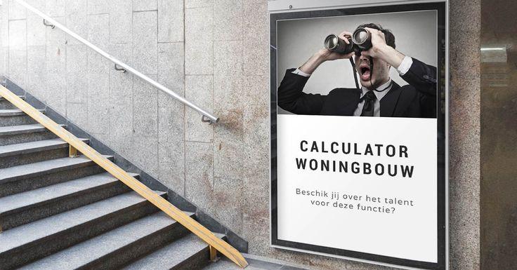 Ben jij de nieuwe Calculator Woningbouw bij WETALENT Opdrachtgever?