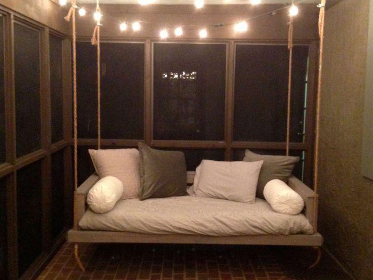 Best Modern Porch Swings ~ http://www.lookmyhomes.com/modern-porch-swings-ideas/