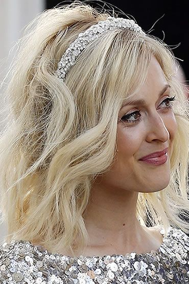 Fearne Cotton's wedding look