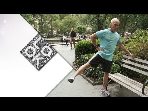 Am Oberschenkel abnehmen? 4 Übungen für schlanke Beine