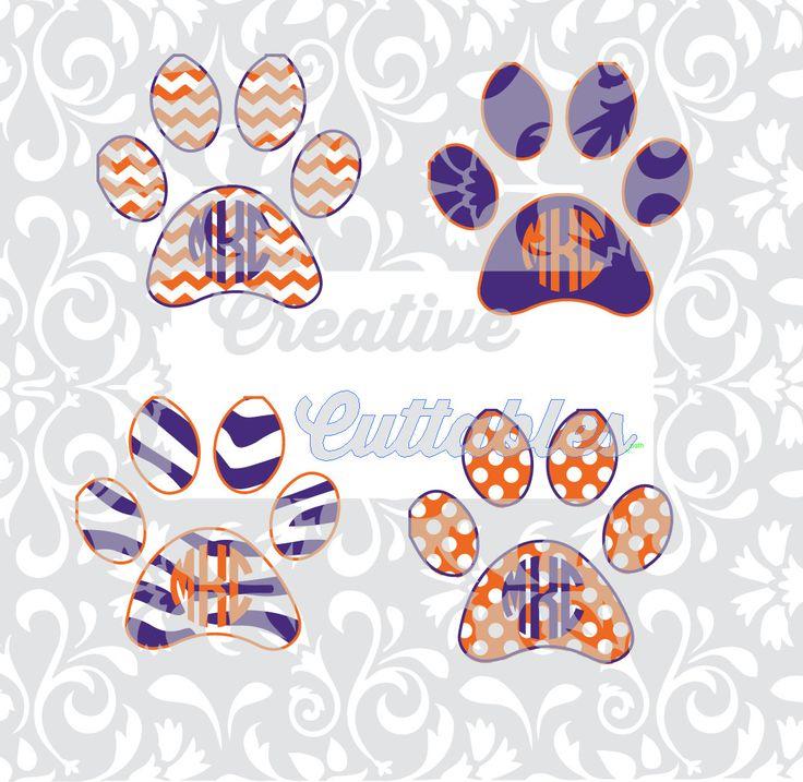 school mascot cougar lion tiger husky bulldog paw