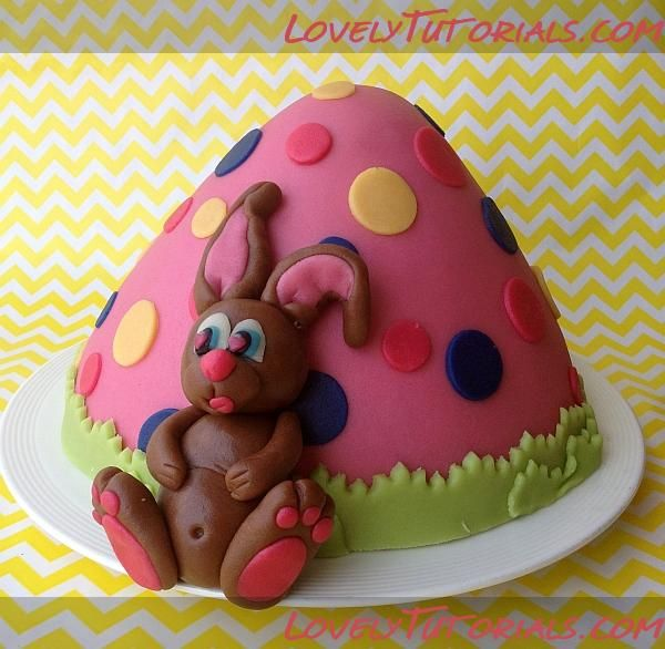 Easter Cake Decorations Pinterest : Easter cake tutorial Cake Decorating Tutorials ...