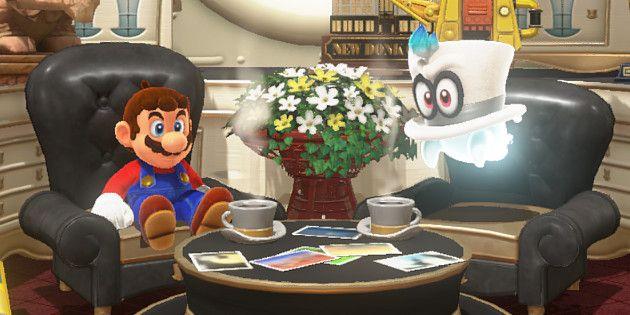 Screenshot-Funktion aus Super Mario Odyssey benötigt SD-Karte: Reist ihr viel? Ich könnte nicht gerade als Weltenbummler angesehen werden,…