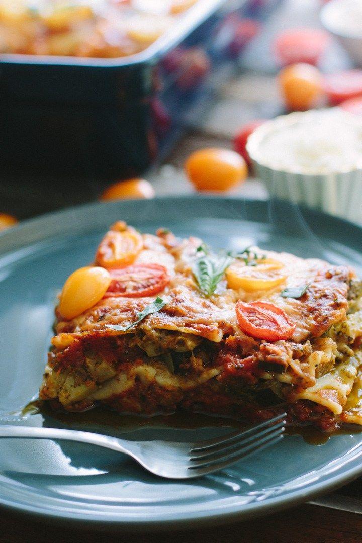 Aqui em casa, a gente adora receitas vegetarianas porque elas são mais saudáveis e não pesam tanto no estômago.…