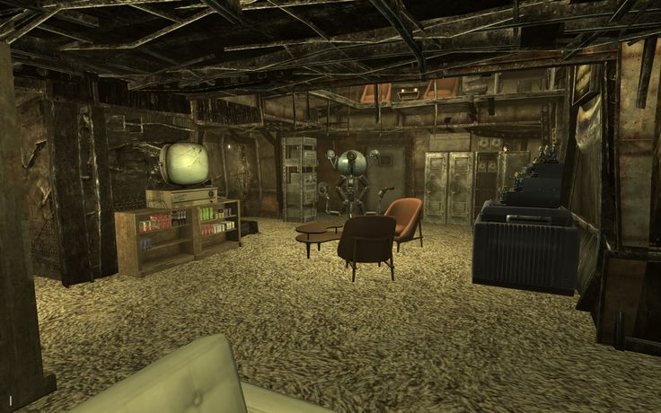 Wouldyoukindly.com – Fallout 3 Megaton House Overhaul