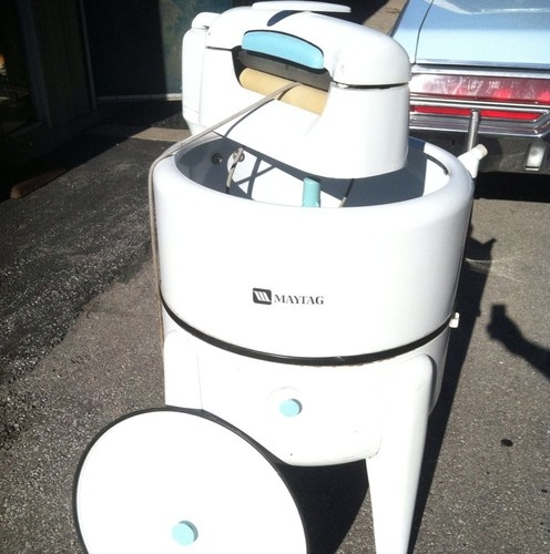 1960 washing machine