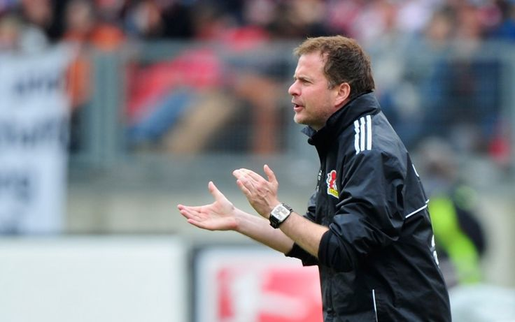 Ex-Coach of Bayer Leverkusen: Sascha Lewandowski
