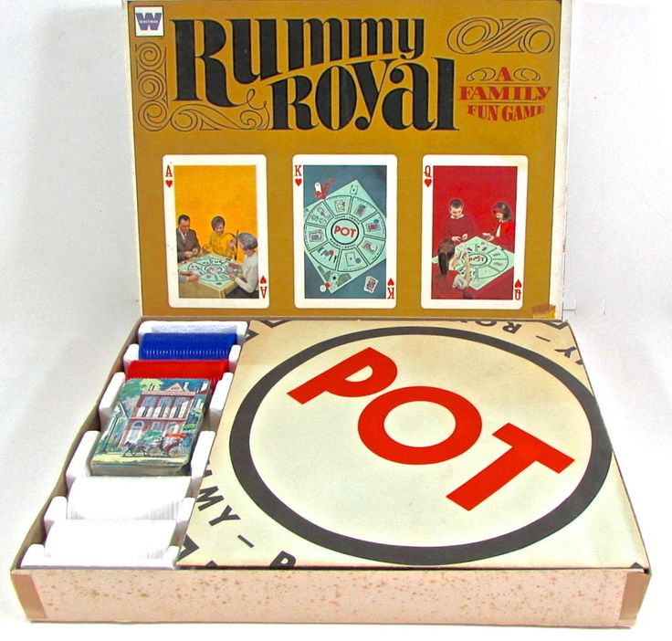 how to make a rummy royal board