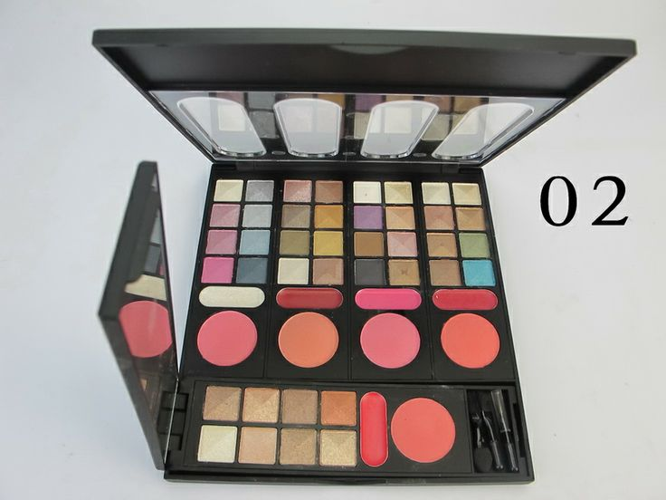Mac Makeup Eyeshadow 24 Color