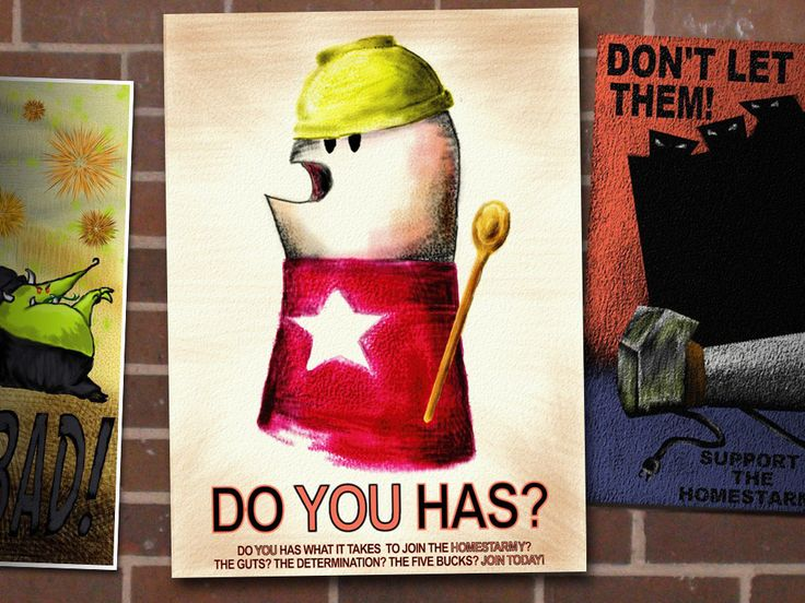 Homestar Runner was one of the most potent influences during the formative years of my youth. I will love it until I die.