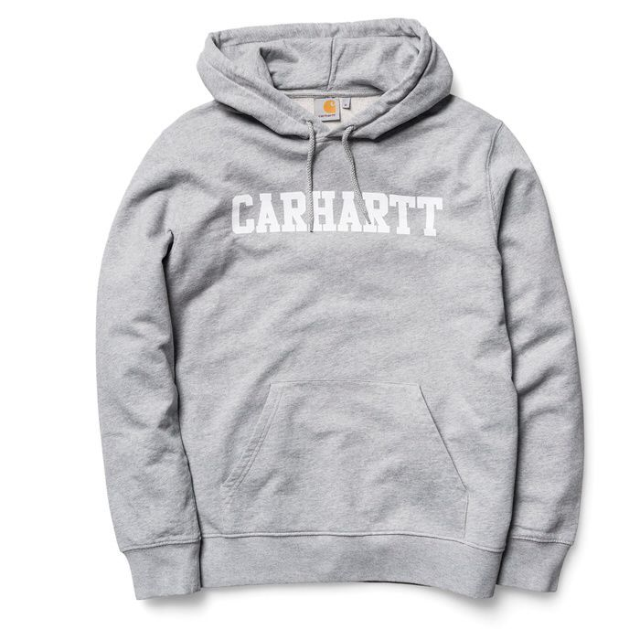 Carhartt Hoodie // Want a few of these in different colors for this winter when I'm walking on campus. SO WARM!