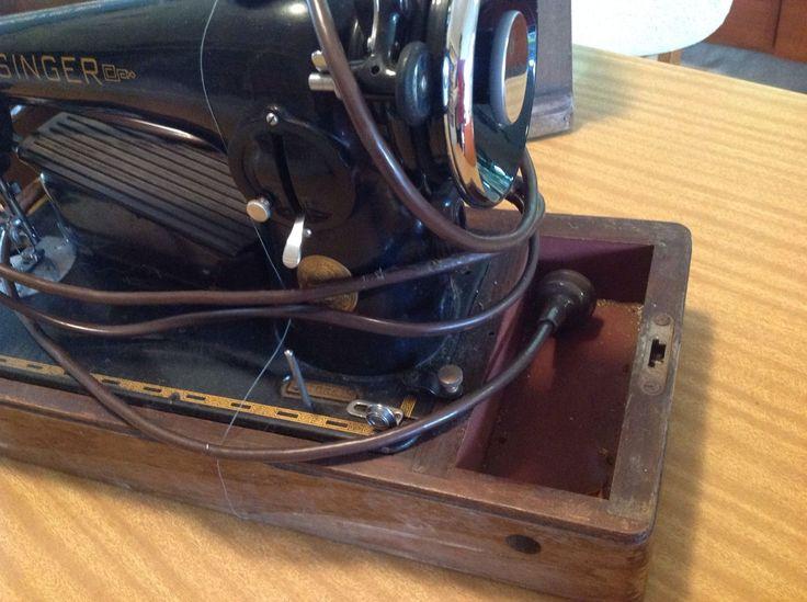 Singer Sewing Machine | eBay