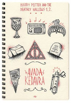 WallPotter: Harry Potter e as Relíquias da Morte