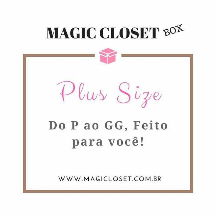 Receba mensalmente uma caixa com até 5 produtos fashion. Assine hoje! www.magicloset.com.br   #fashion #magiclosetbr #magiccloset #assinatura #clubedeassinatura #roupas #brasil #plussizefashion #plussize #magiclosetbox #recebaemcasa #entrega #misteriousbox #caixamensal #mensal #moda #modafeminina #bomdia #sdv #caixasurpresa #riodejaneiro #saopaulo #minasgerais #bahia #parana #goias #santacatarina  #distritofederal #espiritosanto #sergipe