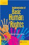 Manoj Kumar Sinha: Implementation of Basic Human Rights