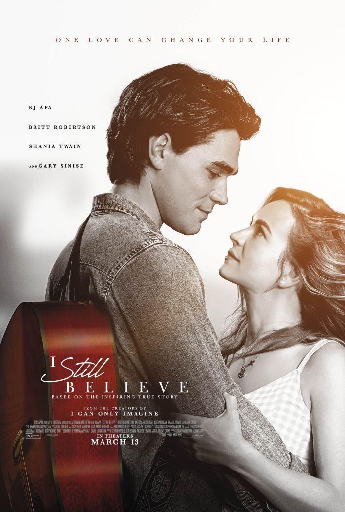 In 2020 Romantic Movies Britt Robertson Christian Movies