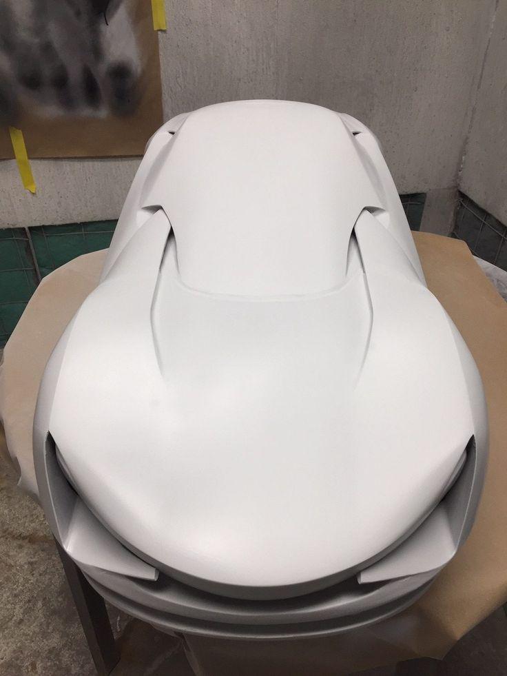 Modelle im Maßstab: Der unbesungene Held des Autodesigns – Die Perspektive eines Studenten »CUSTOMS   – Latest CARS on Car-Revs-Daily.com