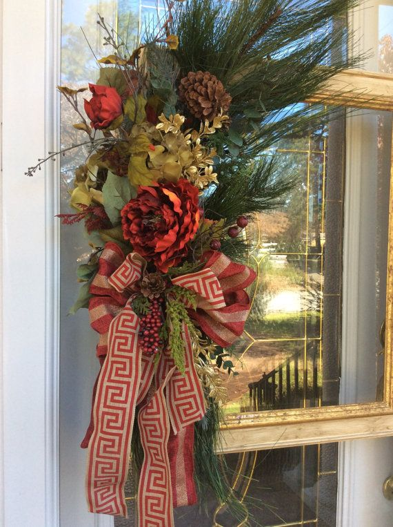 Christmas Picture Frame Wreath by JoycesCreativeDesign on Etsy                                                                                                                                                                                 More                                                                                                                                                                                 More