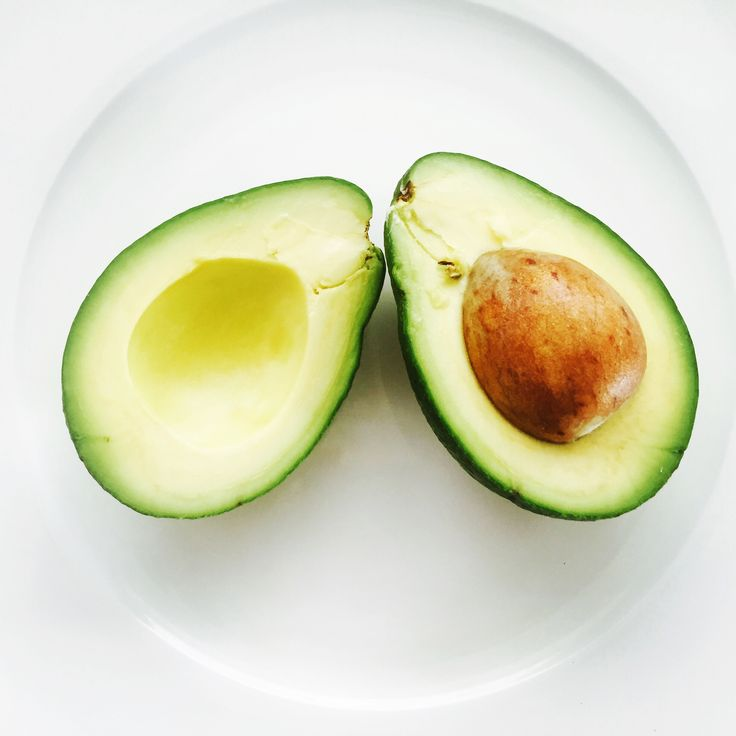 Avocado is a high-fiber, sodium- and cholesterol-free food that provides nearly 20 essential nutrients, including fiber! It's rich in healthy monounsaturated and polyunsaturated fats (such as omega-3 fatty acids), vitamins A, C, D, E, K and the B vitamins (thiamine, riboflavin, niacin, pantothenic acid, biotin, vitamin B-6, vitamin B-12 and folate) — as well as potassium.