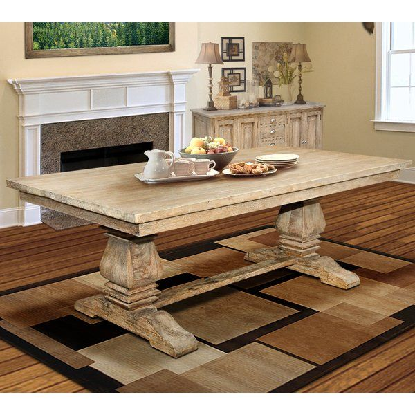 Pannell Balustrade Dining Table Dining Table In Kitchen Wood